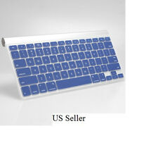 Silicone Cover Skin protector for Apple Wireless IMAC Bluetooth Keyboard Skin US
