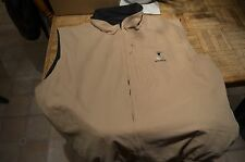 OUTER BANKS Full Zip Golf Vest w/ Atlantic Logo- Size Large (L) - Free Shipping