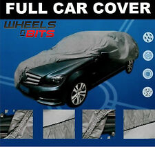 S M L Full Car Cover UV Protection Waterproof Outdoor Breathable PEVA Material