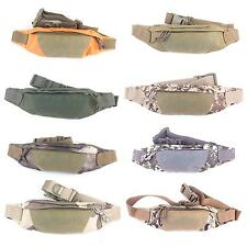 Fanny Pack Waist Pouch Camping Sport Running Cycling Hiking Velcro Bag