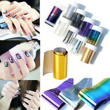 HOT SALES Galaxy Nail Art Transfer Wrap Foil Stickers Decals Deco DIY Beauty HK7