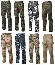 US Combat Trousers Cargo trousers Army Trousers Ranger Military camouflage camo