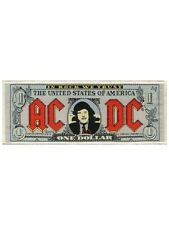 AC/DC Bank Note Patch - NEW & OFFICIAL