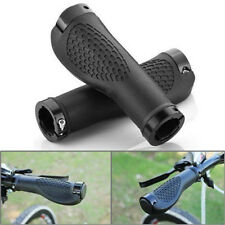 1 Pair Rubber Mountain MTB Bike Cycling Lock-On Handle Bar Grips Ends USLocation