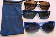NEW Lucky Brand Sunglasses 100% UV Protection Three To Pick From Blue Tortoise +