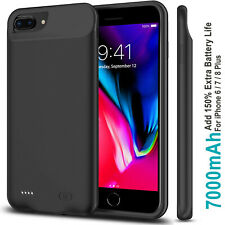 Portable Backup Battery Charger Power Bank Case iPhone 6s Lightning Cable MFI AU