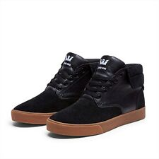 SUPRA PASSION LIZARD KING Mens Premium Suede Leather Shoes Trainers Sample UK 8