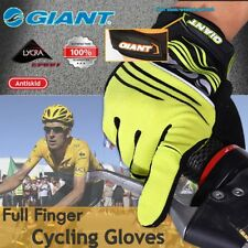 Giant Cycling Bicycle Full Finger road Bike MTB Sport  Antiskid  Gel Gloves