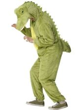 Crocodile Costume- Adult Outfit Party Animals Fancy Dress