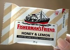 Fisherman Friend Lozenges Cough Cold & Fl Pastille Throat Sugar Free 25g