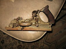 VINTAGE COMBINATION ANTIQUE STANLEY NO.45 WOODWORKING PLANE B TOOL