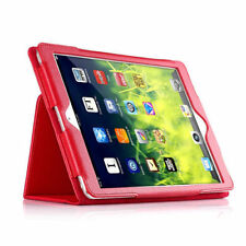 PU Leather Smart Slim Folio Flip Stand Case Cover iPad Air 2 3 4 Mini Pro 9.7""