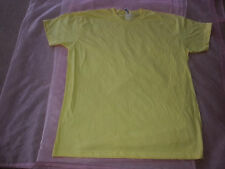 SIZE M - 3XL  MENS BASIC 'AMERICAN APPAREL' T -SHIRTS BRAND NEW MADE IN USA