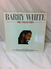 BARRY WHITE - THE COLLECTION VINYL RECORD LP - 1988 - FANTASTIC CONDITION