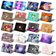 Cute Painted Rubberized Hard Case Cover +KB +SP For Macbook Pro Air 11 12 13 15