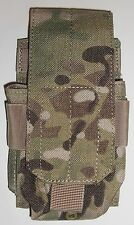 Condor MA62 7.62mm Single Well 308 Rifle 2 Mag Pouch Pocket MOLLE Crye MULTICAM