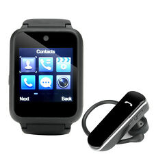S9 Smart Phone Watch - Quad Band GSM,,Headset,Touch Screen, Camera CVAGI-M929