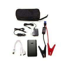 6,000mAh Vehicle Jump Starter and Portable Device Charger with Built-In Flashlig