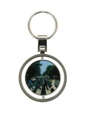 The Beatles Abbey Road Keyring 4.7x4.7cm