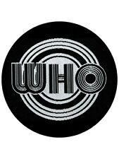 The Who Patch - Circles Logo - NEW & OFFICIAL