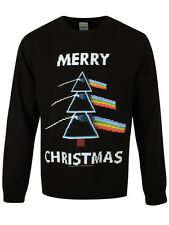 Pink Floyd Dark Side Of The Moon Men's Black Sweater