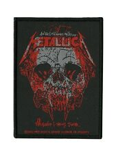 Metallica Wherever I May Roam Patch - NEW & OFFICIAL