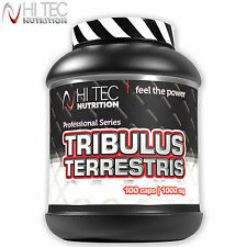 Tribulus Terrestris 60-220 Caps. Pro Testosterone Booster Hormone Enhancer Boost