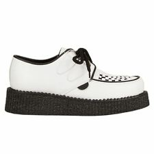 Underground Wulfrun White Womens Shoes