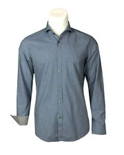 Hugo Boss Mens Lennie Regular Fit Shirt