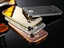 Luxury Aluminum Ultra thin Mirror Metal Case Cover For Samsung Galaxy Model S005