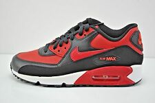 Nike Air Max 90 LTR (GS) Running Shoes Black White Red Various Sizes 724821 601