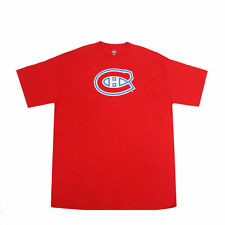 MONTREAL CANADIENS NHL HABS SHORT SLEEVE JERSEY T-SHIRT ~ BIG MAN SIZES 3X TO 6X
