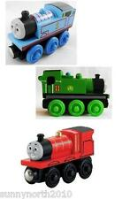 THOMAS THE TANK ENGINE & FRIENDS CAKE TOPPER MAGNETIC WOODEN TRAINS TOYS RIBBON