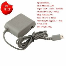 New Wall Home Travel Charger AC Power Adapter Cord For Nintendo DS Lite NDSL BE