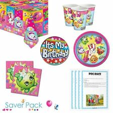 Shopkins Party Tableware Saver Pack
