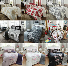 Duvet Cover 5 Piece Bed In A Bag Bedding Set Bed Runner Cushion Cover