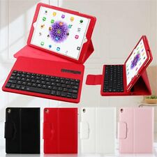 Exquisite Wireless Bluetooth Folio Keyboard Smart Leather Case For 9.7' IPad Pro
