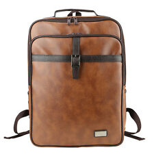 ChanChanBag Mens Backpack for Laptop Faux Leather College Bag LEFTFIELD 681 UK