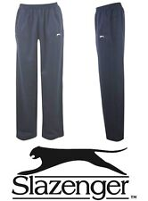 BNWT Boys SLAZENGER Tracksuit Bottoms/Poly Pants 3-4y NAVY Sports Trousers NEW