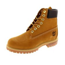TIMBERLAND shoes - 6 Inch Premium Boat 10061 - wheat