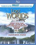 Lost Worlds: Life in the Balance (Blu-ray) - Brand New, Factory Sealed