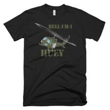 Bell UH-1 Huey / Iroquois U.S. Army Custom Helicopter T-Shirt - Personalized