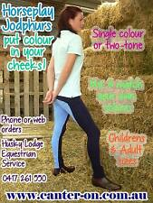 Horseplay Jodhpurs - Assorted colours and sizes REDUCED! - Childs 8, 9, 10