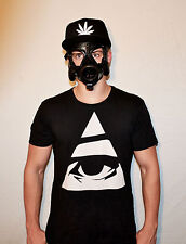 RARE EYE BLVCK BLACK Scale Scvle Element PYREX VISION SATAN YEEZUS SHIRT NEW