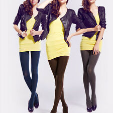 Sexy Opaque Footed Socks Womens Lady Girl Elastic Pantyhose Hot Tights Hosiery