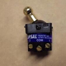 replacement Clipsal toggle switch mechanism,antique brass,florentine ,chrome