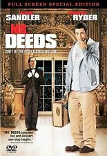 Mr. Deeds (DVD, 2002, Special Edition - Full Screen)
