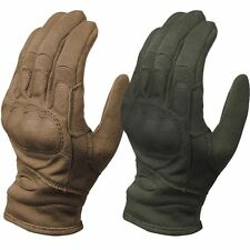 2016 Oakley Si Tactical FR Leather Mens Military Protective Gloves - PAIR