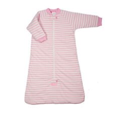 NEW Baby Longsleeve Sleeping Bag 3.0 tog Pink. Sizes 0 to 4yrs. By uh-oh!