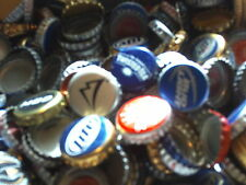 1500 ASSORTED BEER BOTTLE CAPS, CROWNS & COLLECTIBLES!